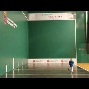 Cuartos de final  Campeonato Navarro 5 y medio – 31/10/2020