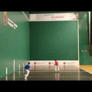 Semifinal Campeonato Navarro 5 y medio – 31/10/2020