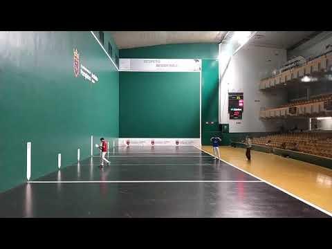 Semifinal Campeonato Navarro 5 y medio – 28/10/2020